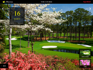 Get The Masters App 2012