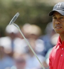 Stricker's Tip Fires Up Tiger's Putter