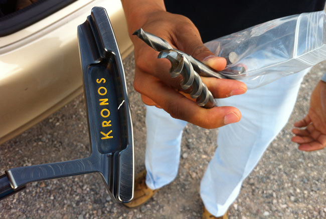 Exclusive: Kronos Putters