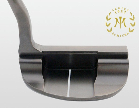 Miura Releases KM-007 Mallet Putter