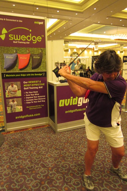 Best of The Expo: Swedge Swing Trainer