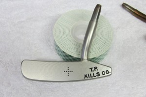 Exclusive: TPM Series Putters by T.P. Mills