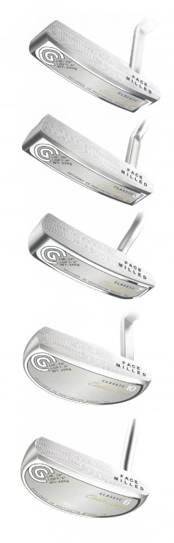 New Cleveland HB Putters