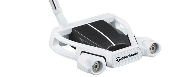 New TaylorMade Ghost Spider S Putter