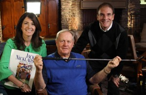 Heavy Putter Inventor Partners with Golden Bear