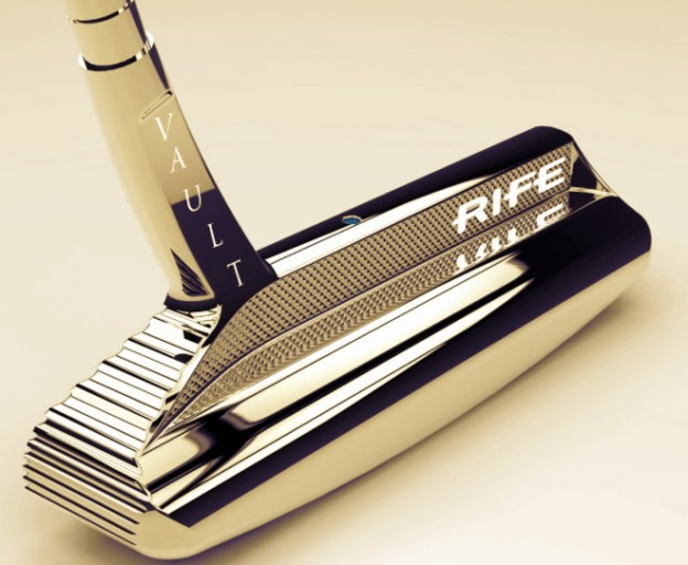 New Rife Putters for 2013