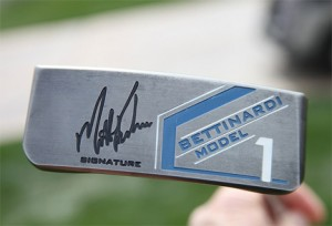 Matt Kuchar's Putter: Bettinardi Signature 1