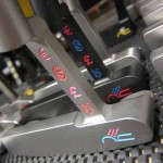 Putter Heads in The Tour Department