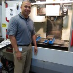 Roberto in The Milling Department