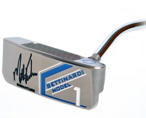 Tour Sticks: Matt Kuchar's Putter
