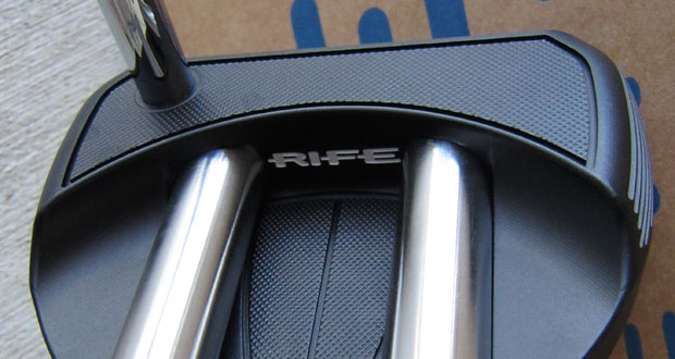 Unboxing! Rife 2-Bar Legend Putter