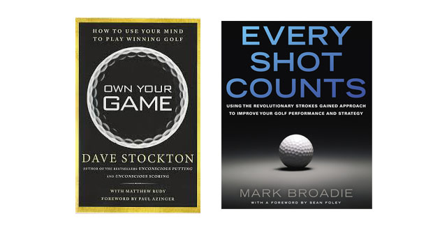 Two New Putting Books for Spring 2014
