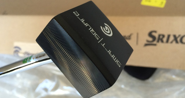 Exclusive! Unboxing The Cleveland Smart Square Blade & Stubby Putters