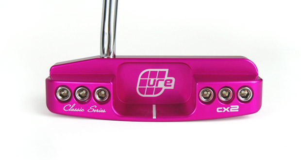 Cure Putters Steps Up