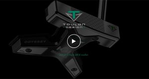 Five New Putters from Odyssey's Toulon Design for 2017